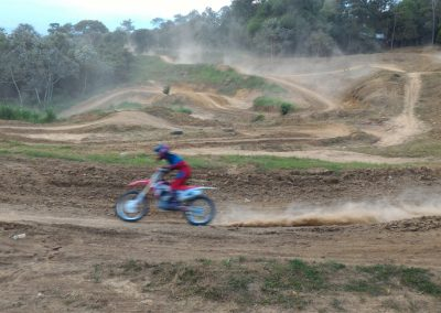 Motocross at Laguna Venecia