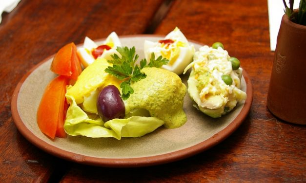 Traditional Peruvian Food for Vegetarians