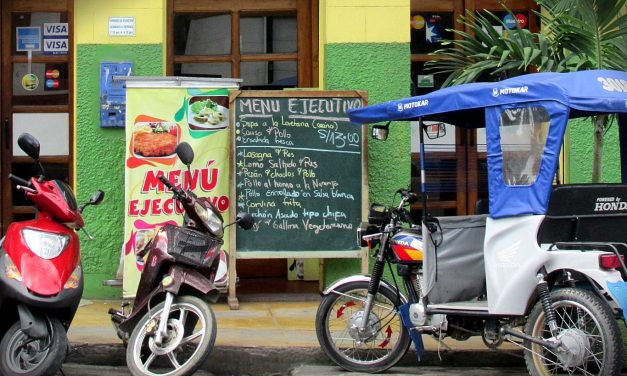 The Peruvian Menú: A Blessing and a Blight