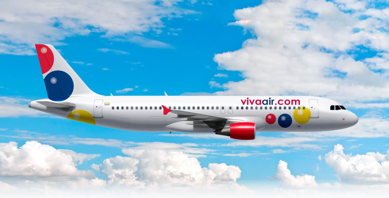 Viva Air budget airline in Peru