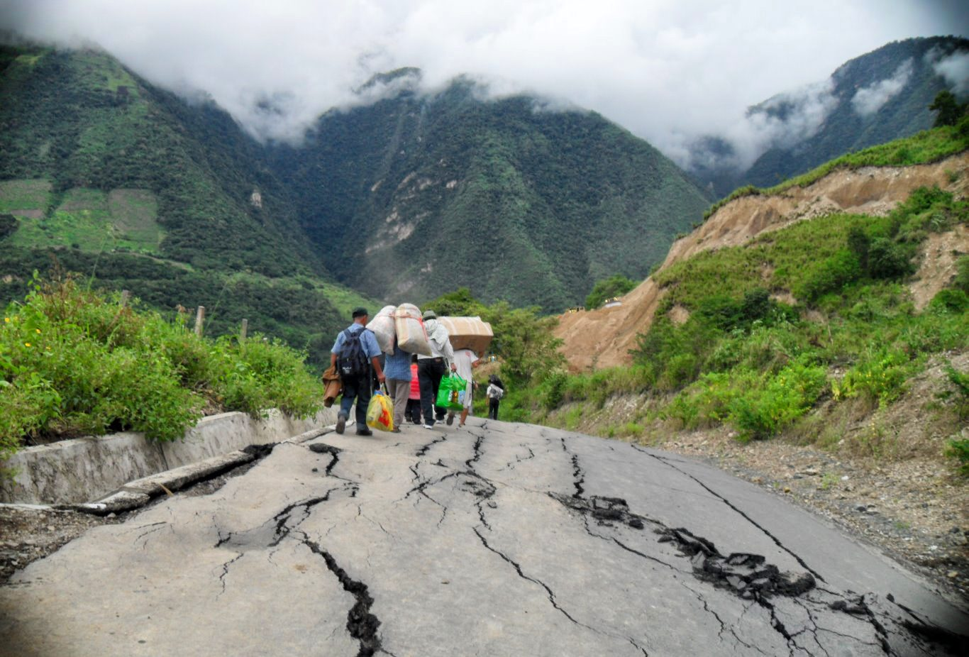 Things to know before you go to Peru: Natural Hazards