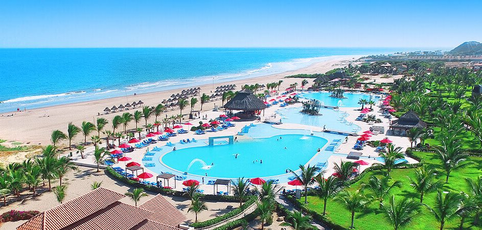 All-inclusive resorts in Peru: Decameron Punta Sal
