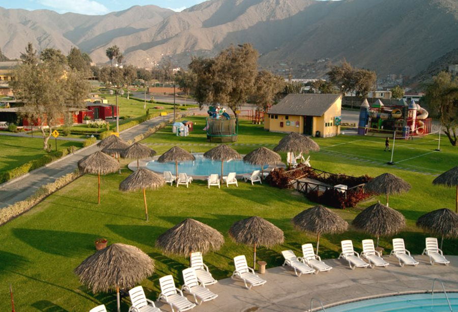 All-inclusive resorts in Peru: El Pueblo, Lima