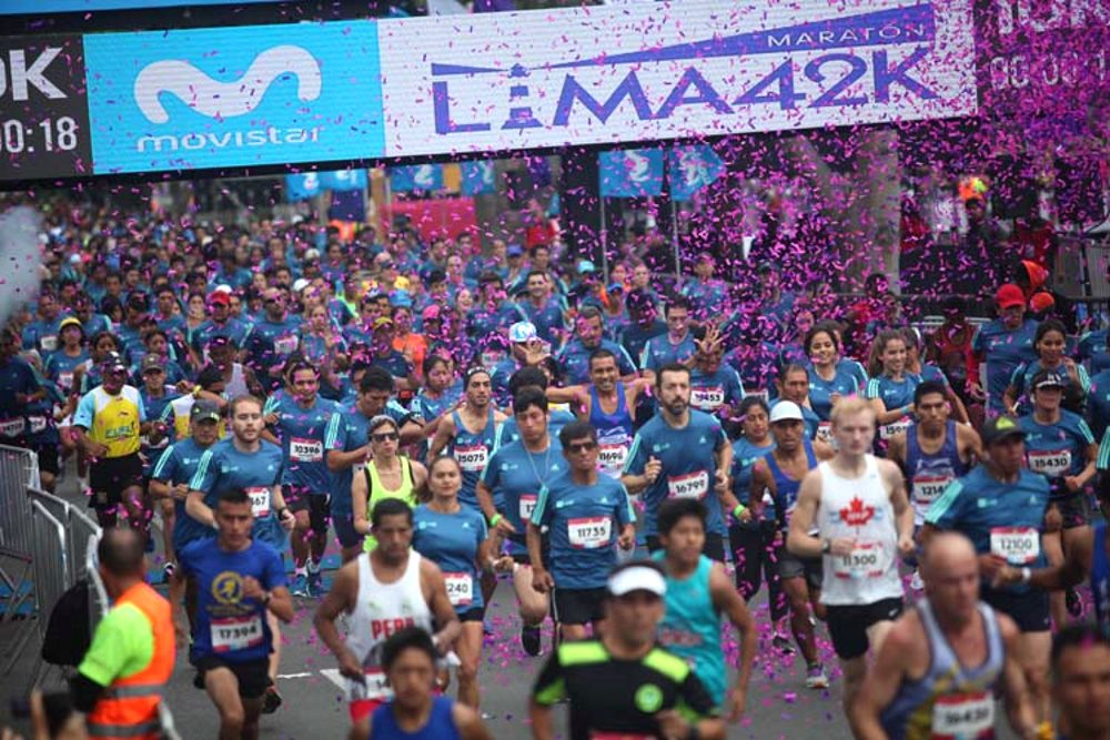 Events in Lima: Lima Marathon