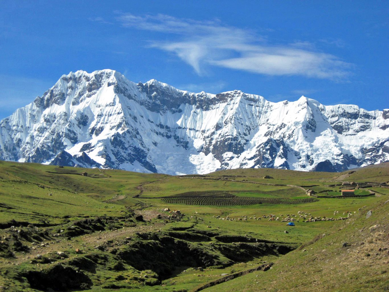 Highest mountains in Peru: Ausangate