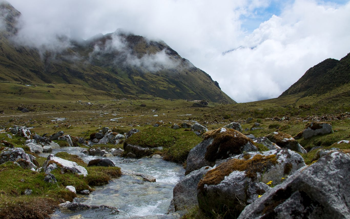 Salkantay trek photography