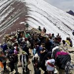 The Rise of Rainbow Mountain in Peru: The Potential and the Problems