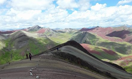 Palccoyo: The Alternative Rainbow Mountain