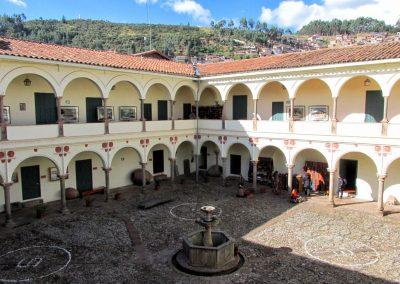 The Museo Inka in Cusco