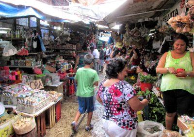 Belén Market in Iquitos, Peru