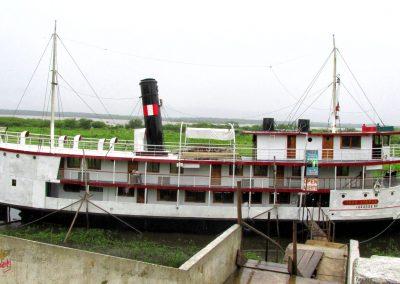 Museo de Barcos Historicos Ayapua in Iquitos