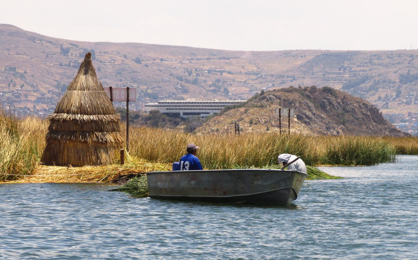 Puno travel guide: Libertador Lake Titicaca