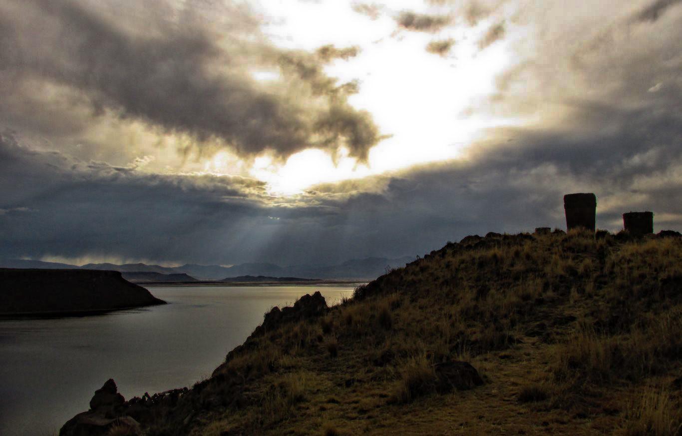 Sillustani near Puno