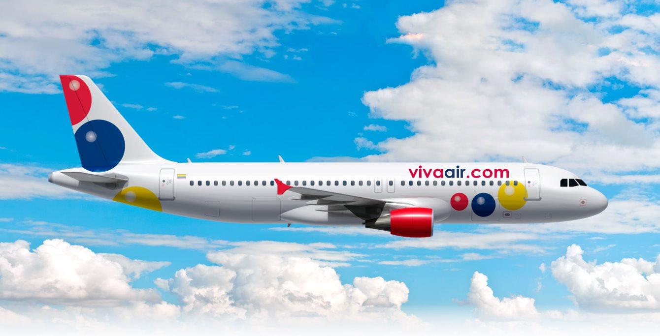 Viva Air budget airline in Peru