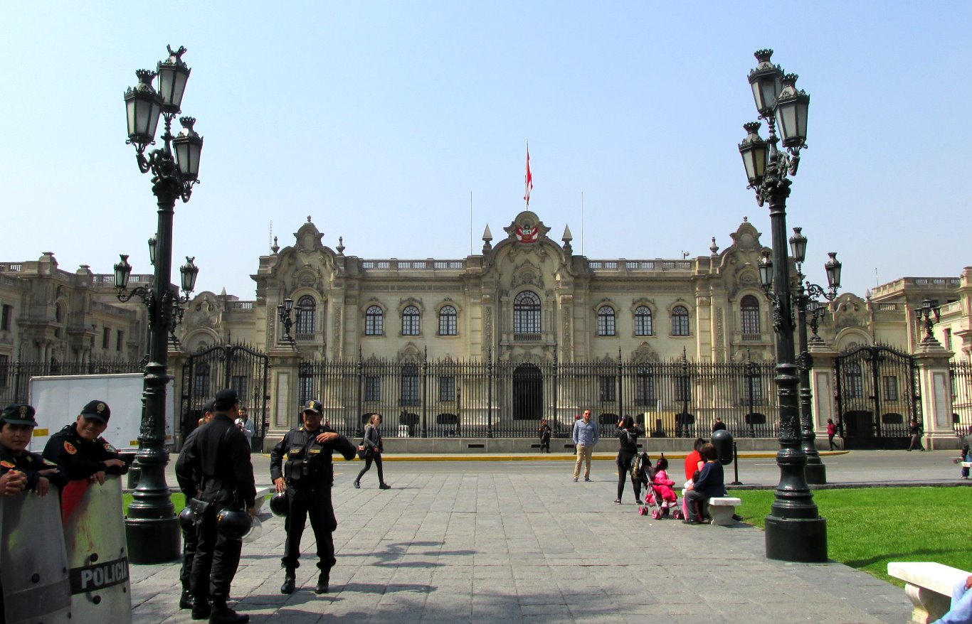 Where to stay in Lima: Central Lima District