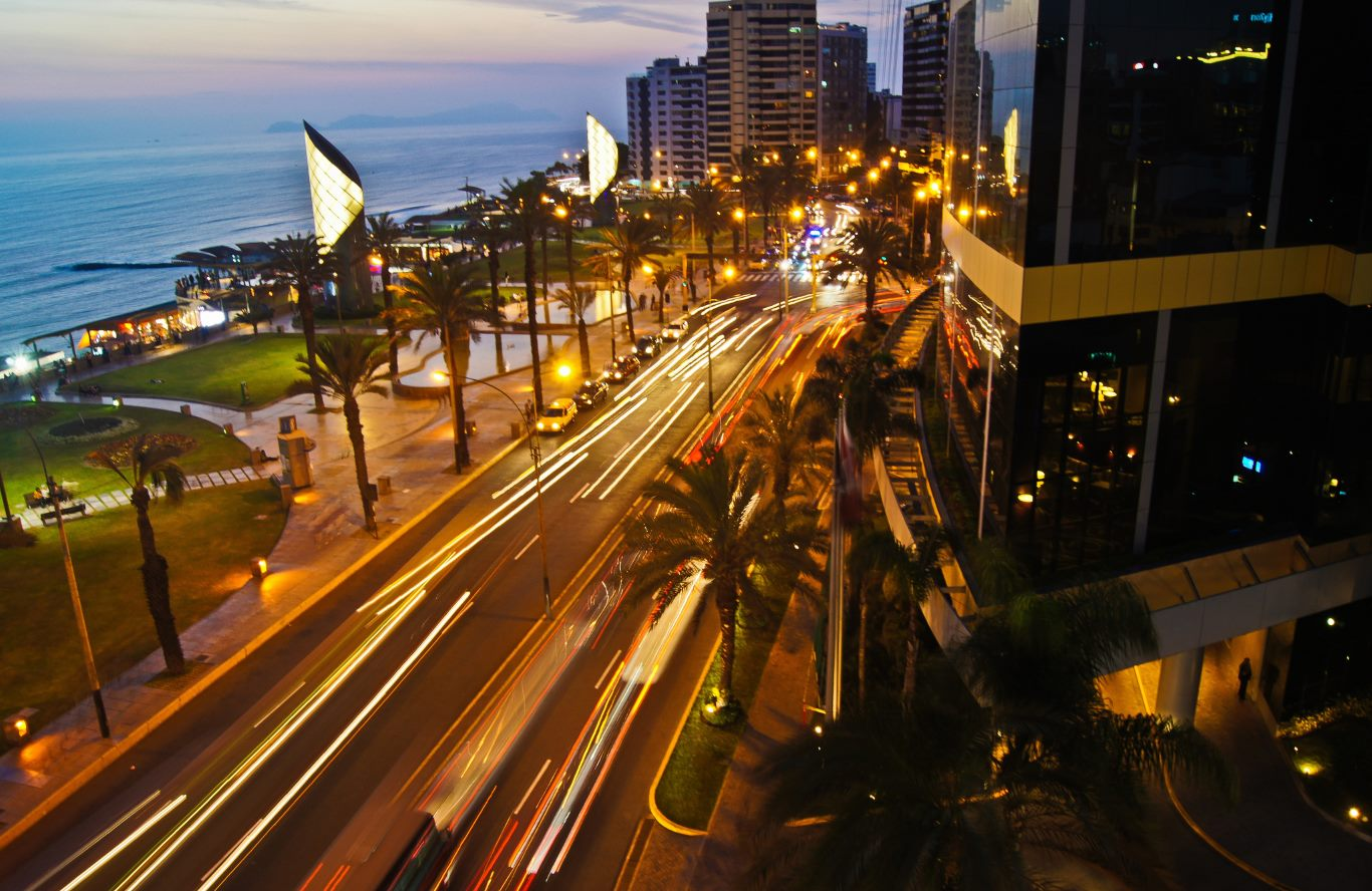 Where to stay in Lima: Miraflores District