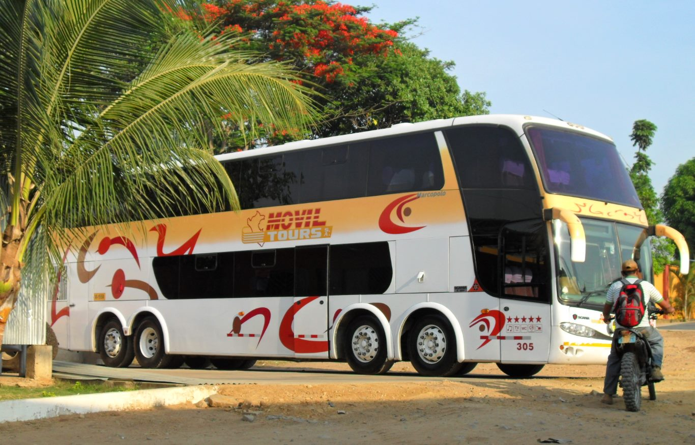 Bus companies in Peru: Movil Tours