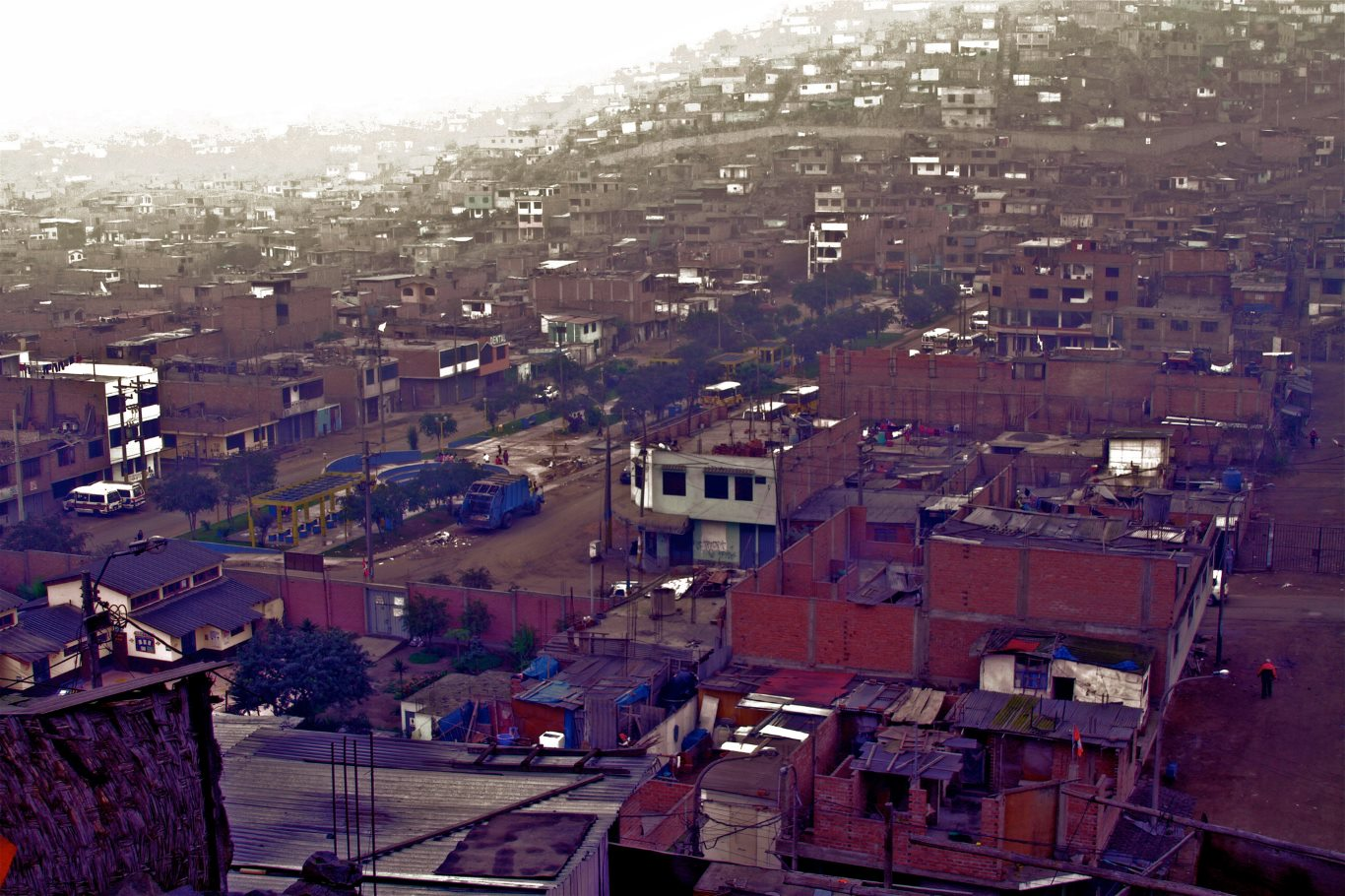 Most dangerous areas of Lima: San Juan de Lurigancho