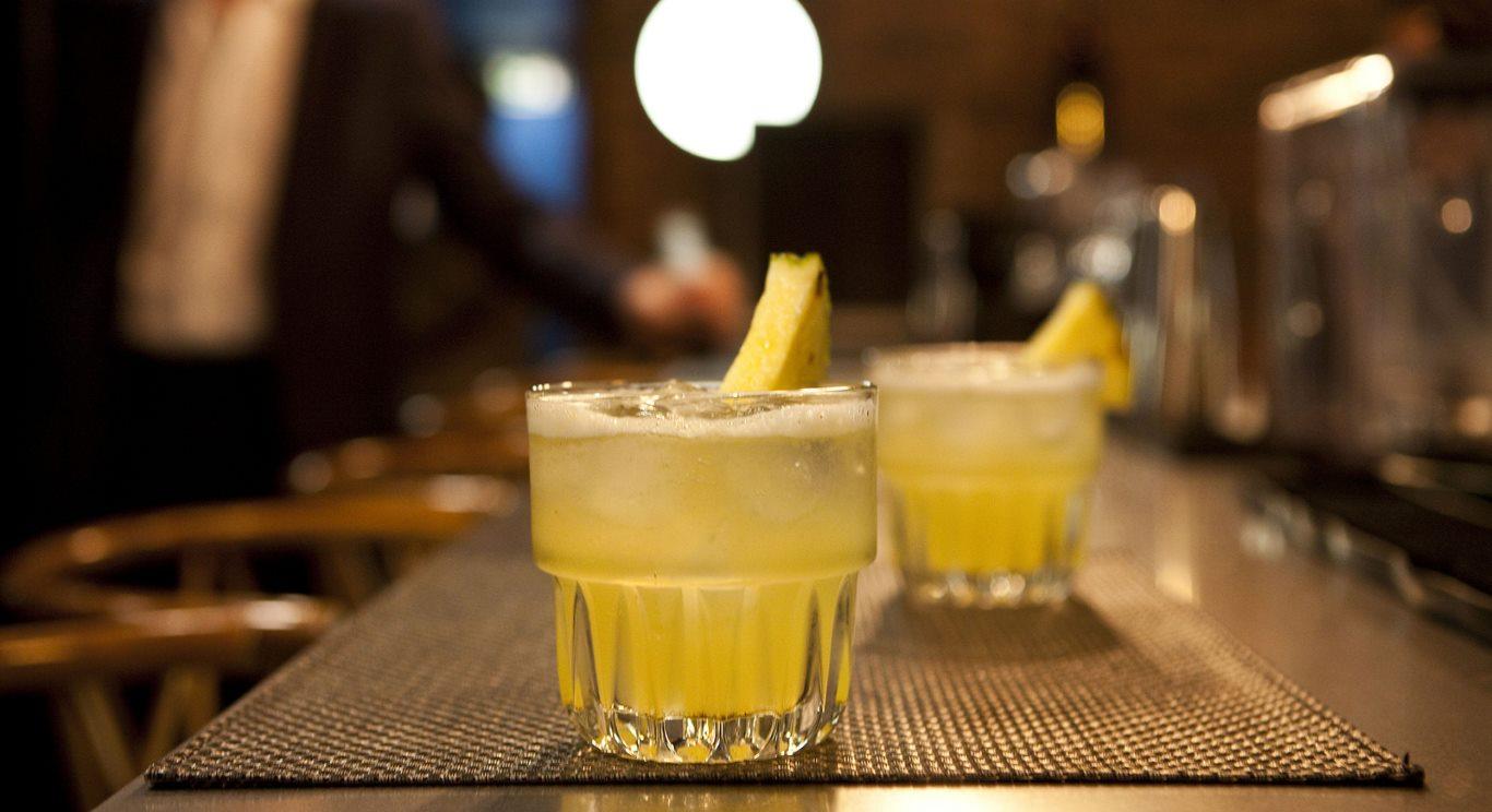 Best pisco cocktails: Pisco punch