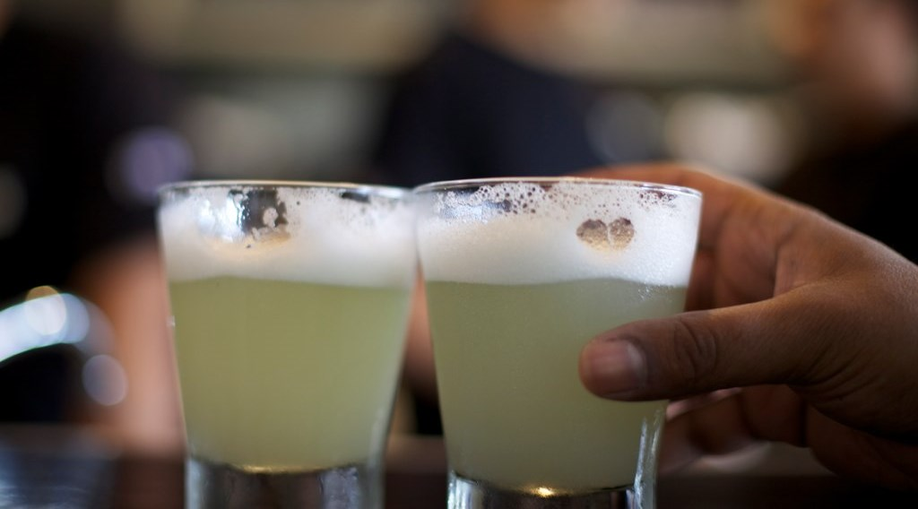 Classic pisco cocktails: Pisco sour