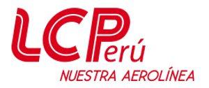 LC Peru baggage allowances