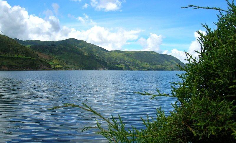 Laguna Pacucha, Apurímac