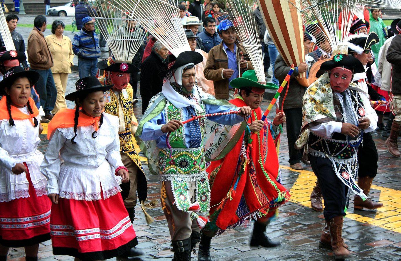 Christmas in Cusco, Peru