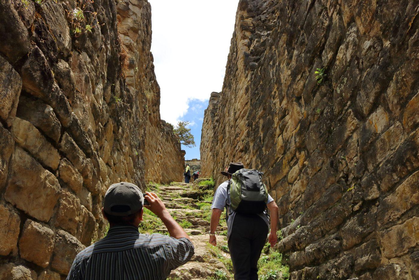 Northern Peru: Kuelap