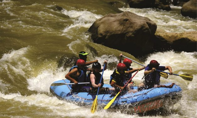 Rafting in Chachapoyas: The Four Commandments