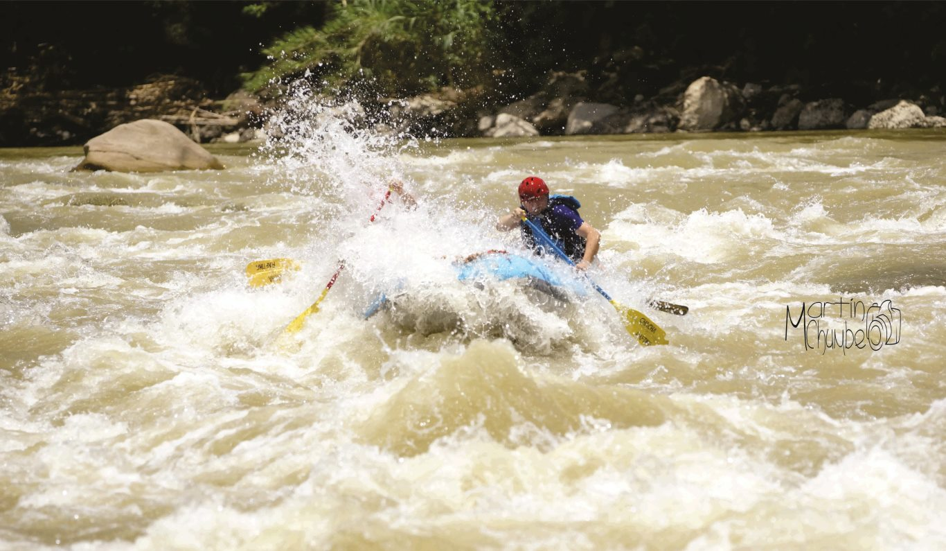 Where to go rafting in Chachapoyas