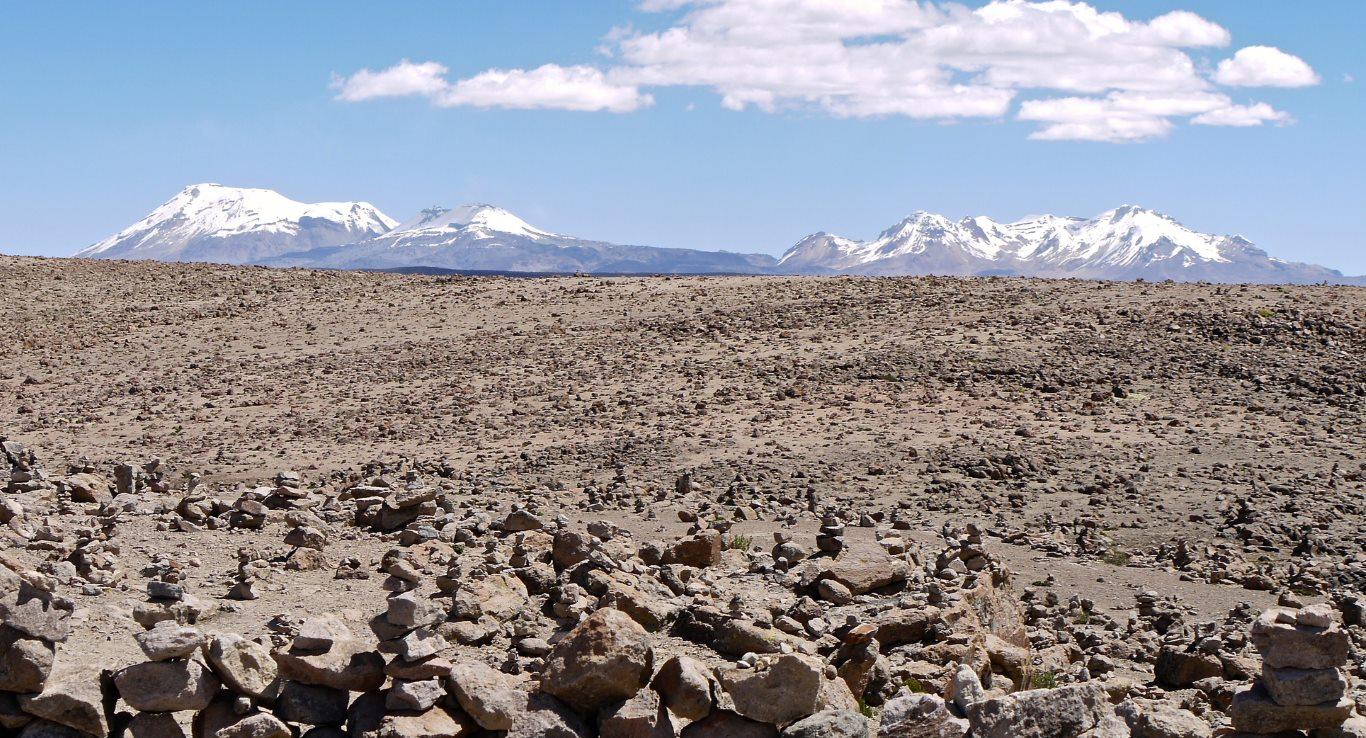 Ampato Mountain