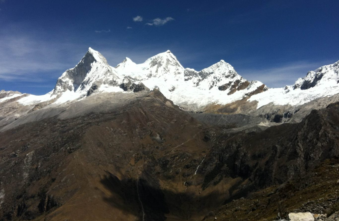 Huandoy Mountain