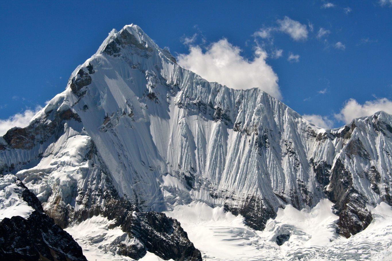 Yerupajá Mountain