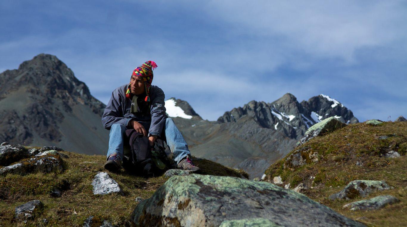 Salkantay trek guide