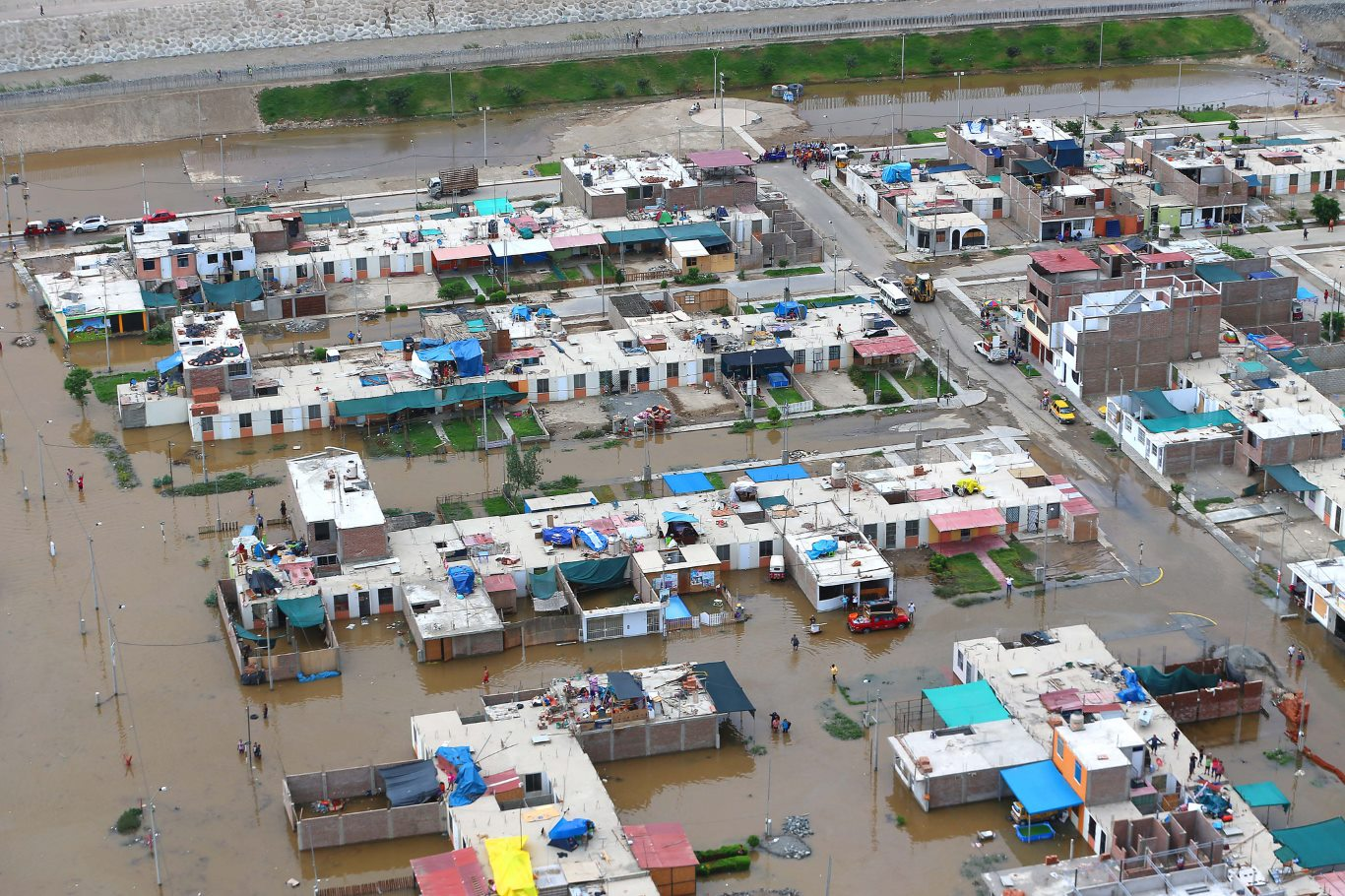 Climate change in Peru: Flooding