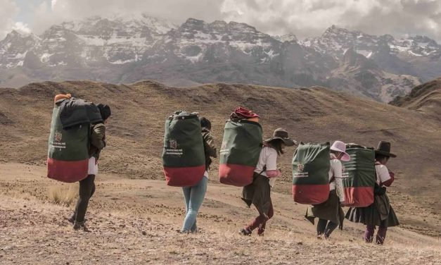 Uphill and Down: A Female Porter's Life on the Inca Trail