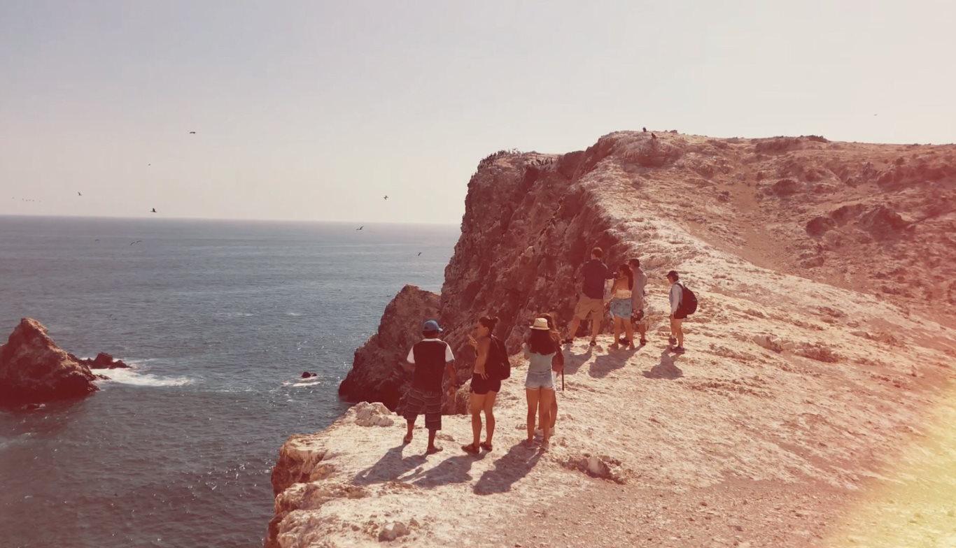 Exploring Isla Foca
