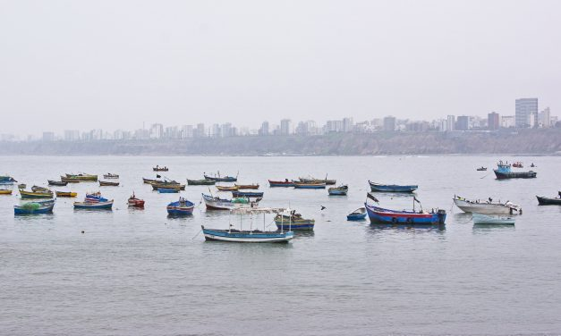Chorrillos and the Freshest Ceviche in Lima